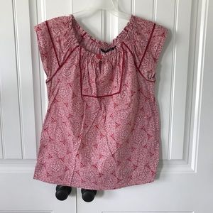red blouse from chadwicks